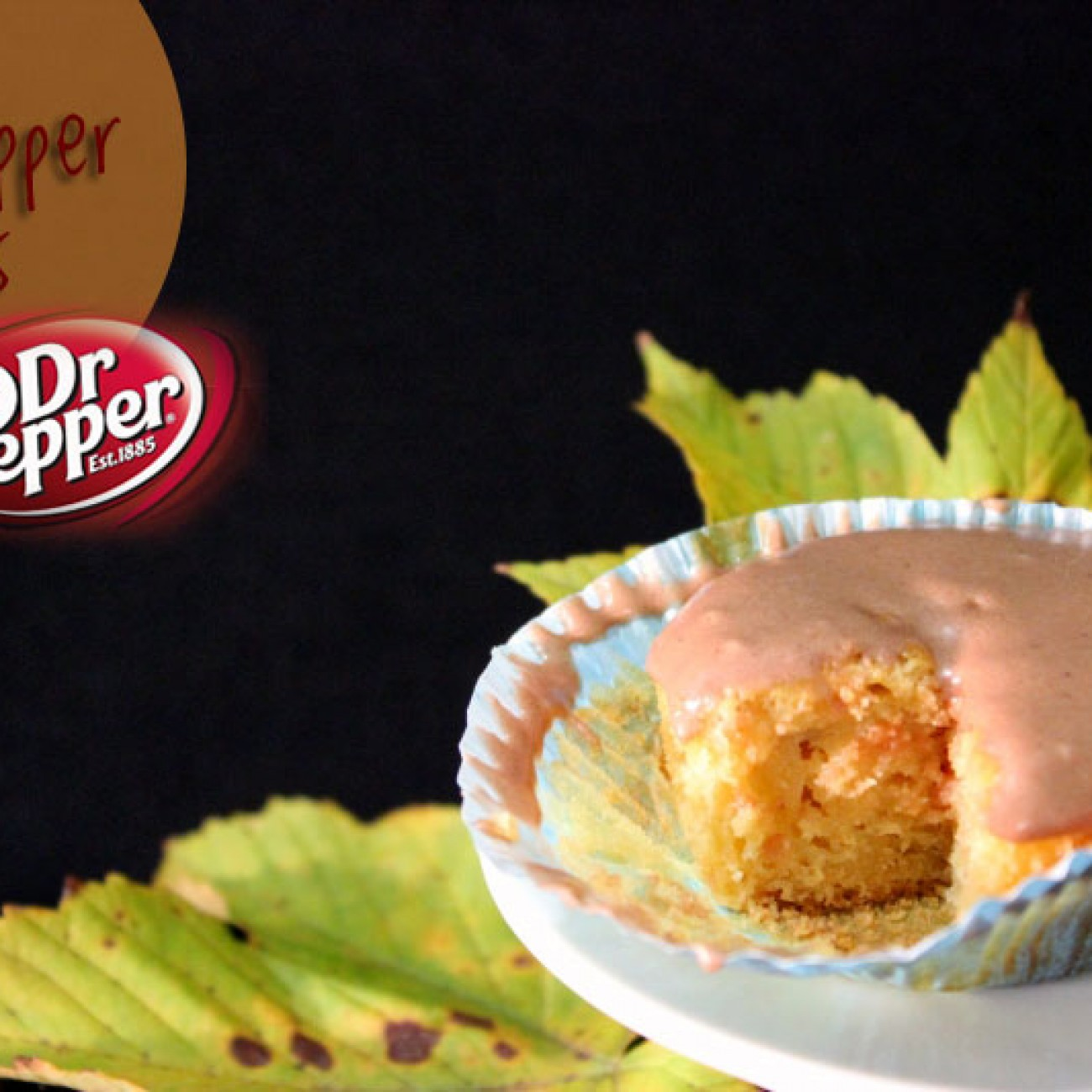 Dr. Pepper Muffins