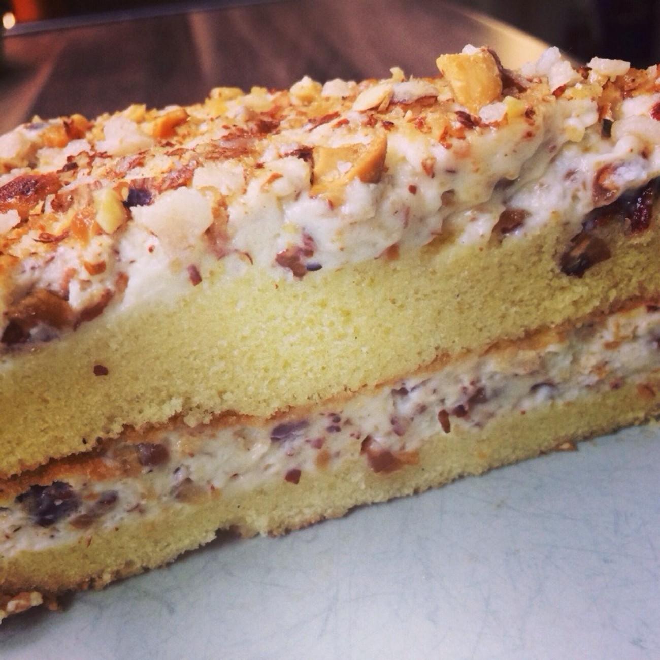 Gebrannte Mandel Torte Suessblog De