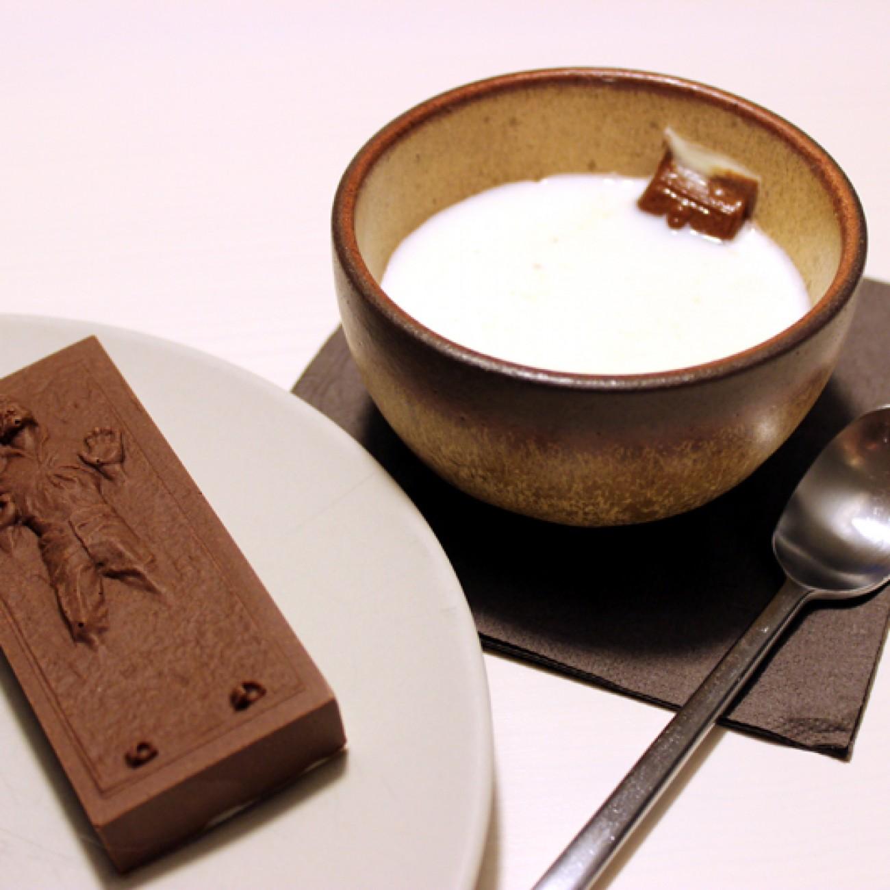 Chai Schokolade